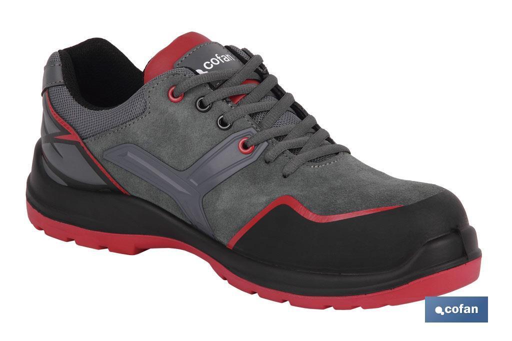 Zapato deportivo S3 SRC Mod. Alhambra