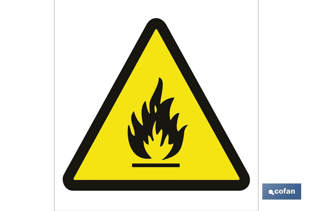 Peligro de incendios