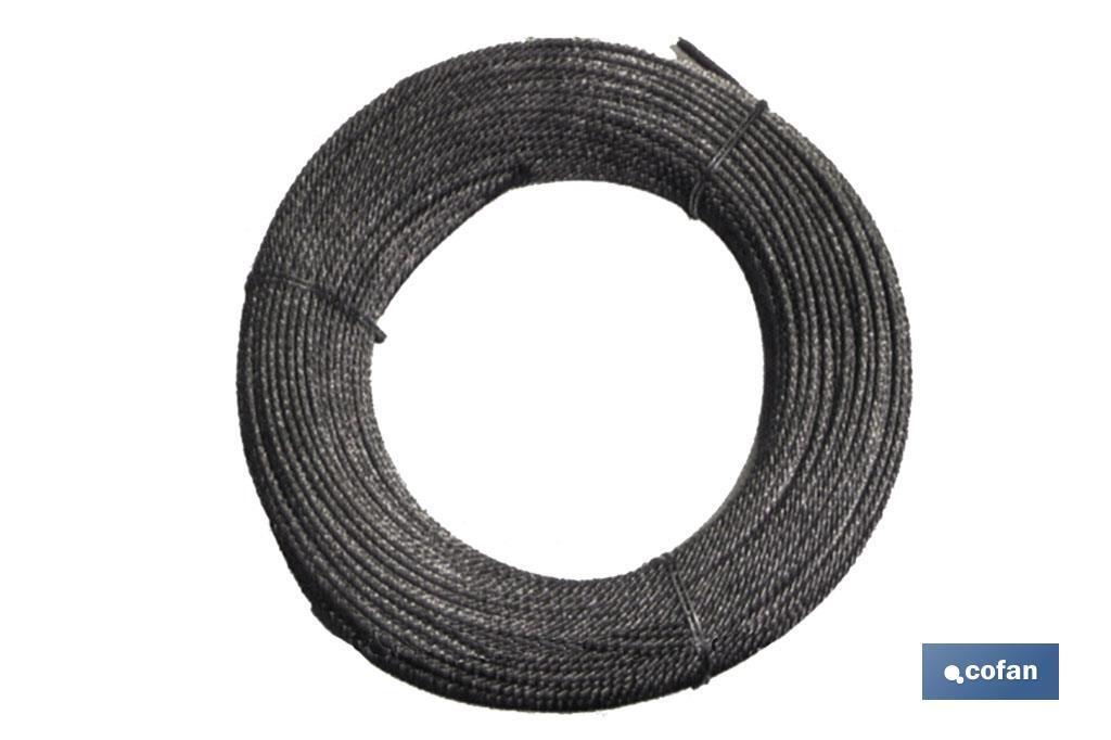 Cable Galvanizado D-1770 6x19+1