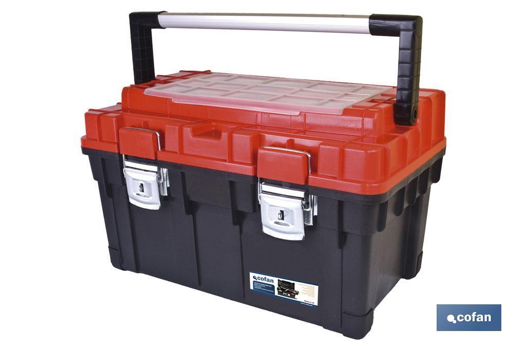 """Caja de herramientas """"Heavy Duty"""""""