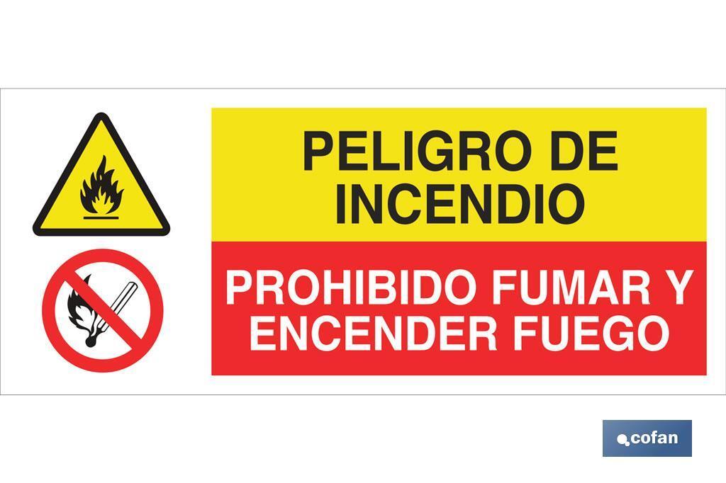 Combinada peligro/prohibición