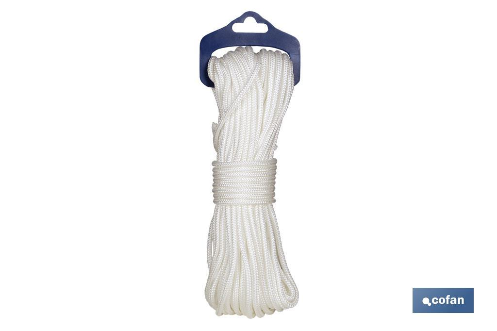 Cordón blanco (Persianas) Blíster