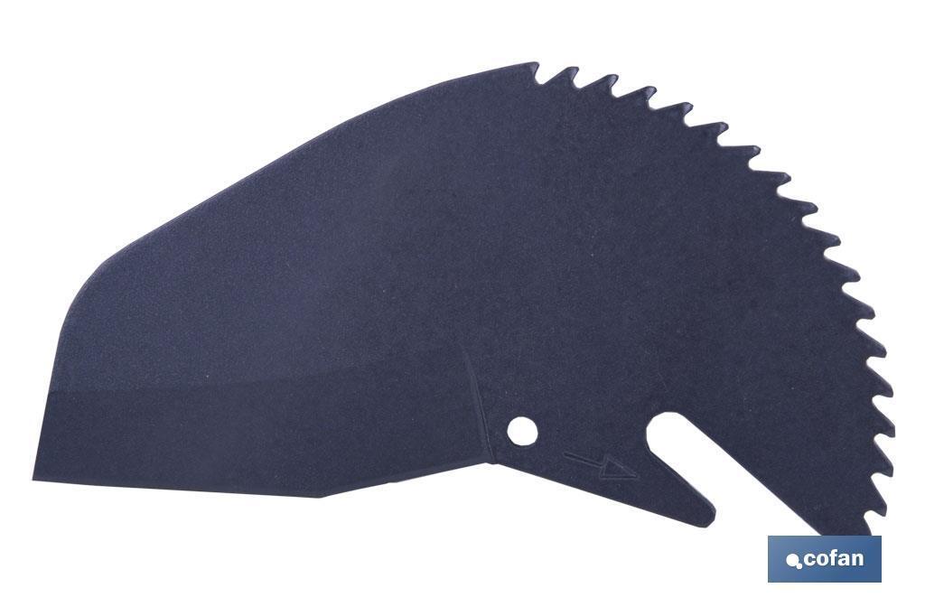 "Cuchillas recambio 63mm (2"" 1/2)"
