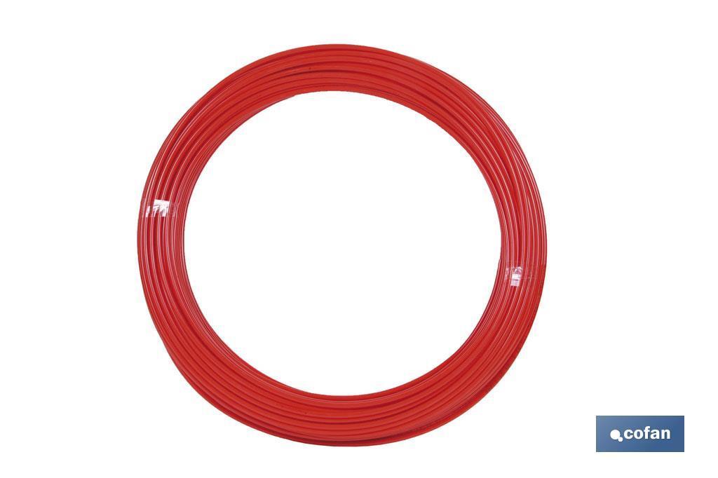 DIN 73378 (P.A.12) Rojo