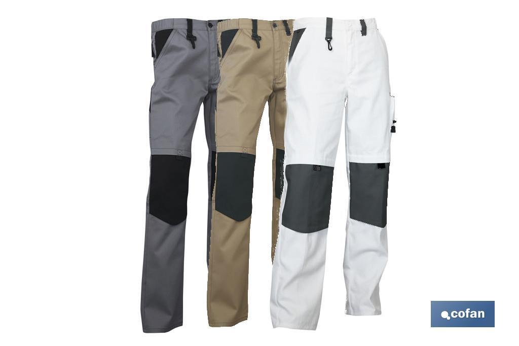 Pantalón Trabajo Mod. Lenoir