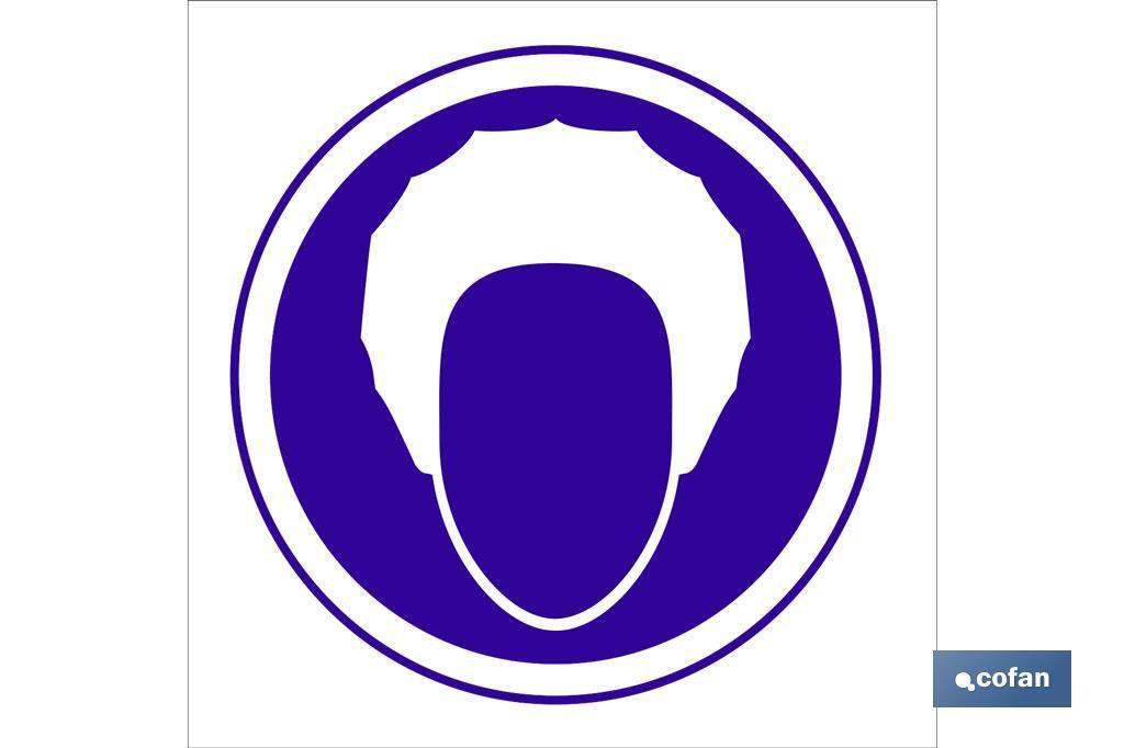 Obligatorio proteccion del pelo