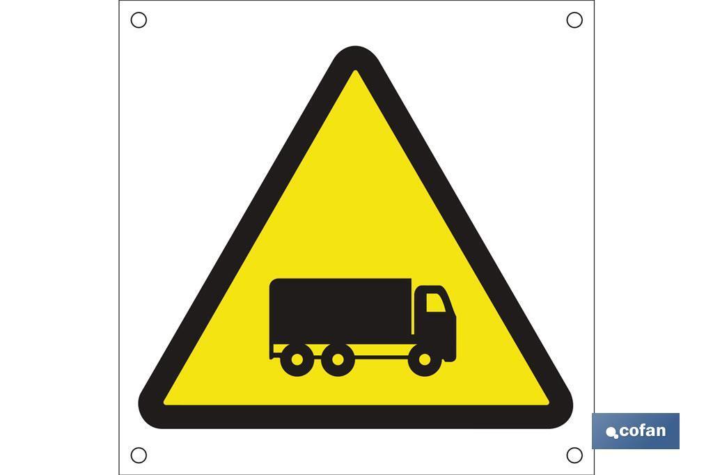 OB19 Peligro Camiones