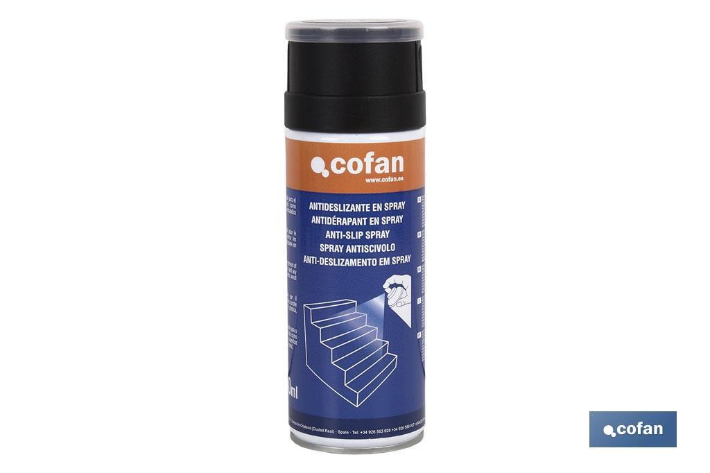 Antideslizante en Spray Transparente 400ml