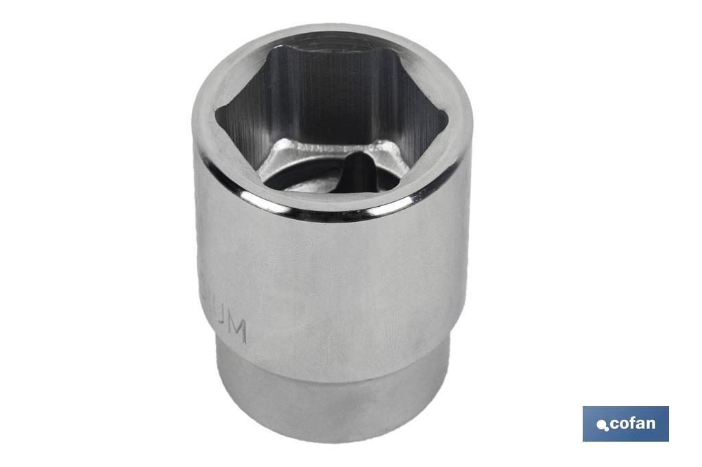 Vasos 1 métrica mm Hexagonal