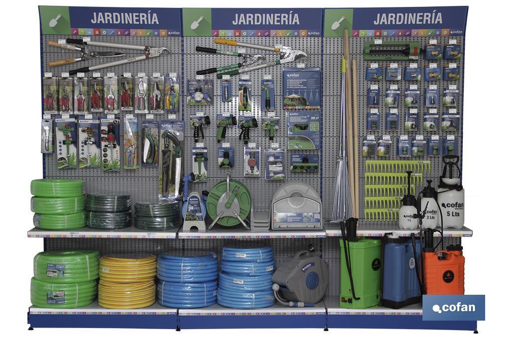 Expositores Jardinería
