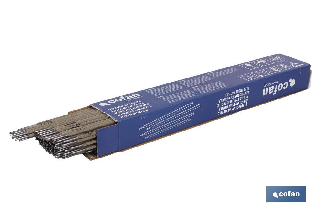 Electrodos Rutilo 2mm