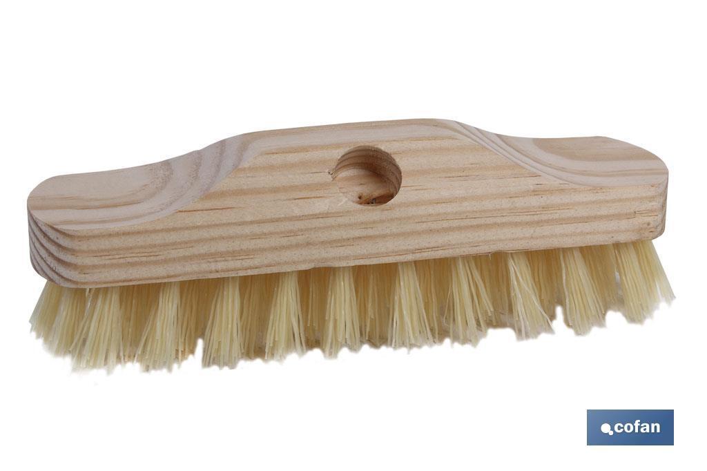 Cepillo Buque Plastic