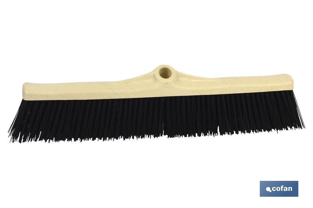 Cepillo Industrial Plastic Rígido