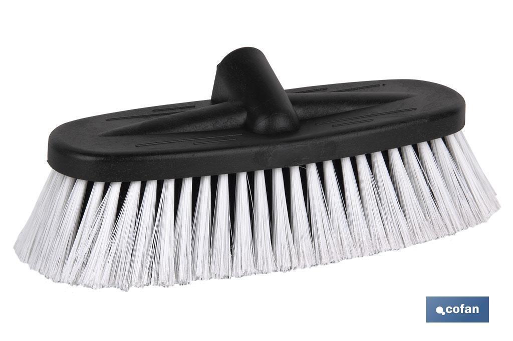 Cepillo lavacoches PVC