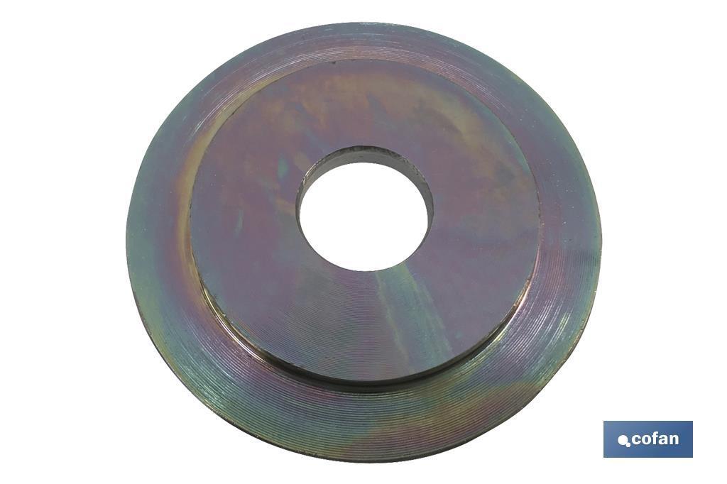 Reducción RFT Metal