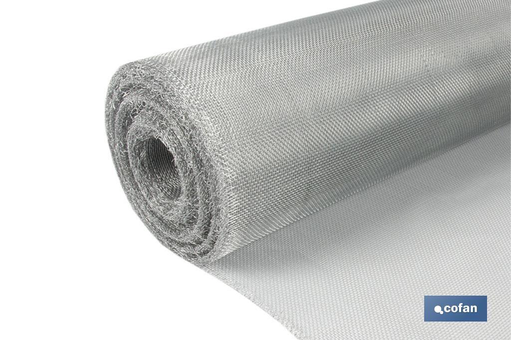 Malla Mosquitera Aluminio