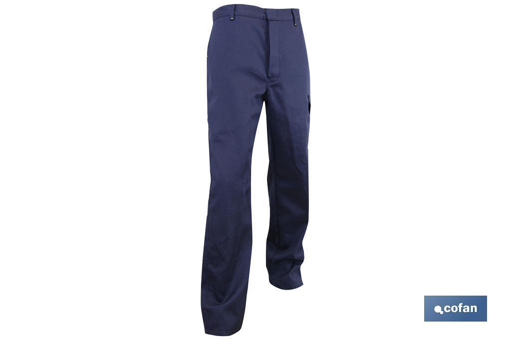 Pantalón Trabajo Multi-Riesgo Sílice