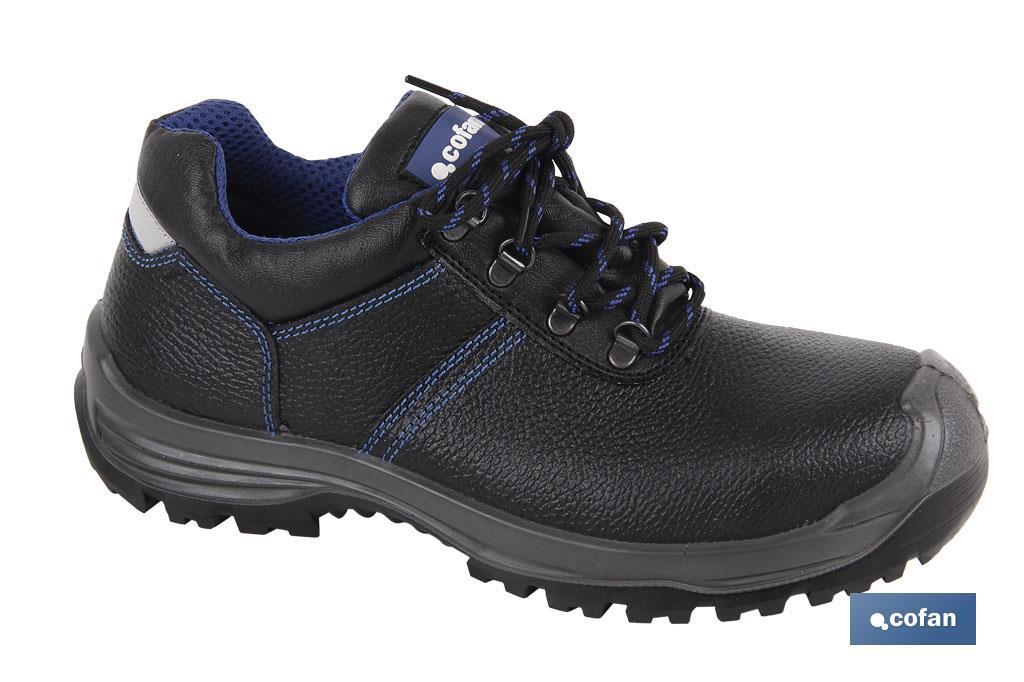 Zapato Seguridad S-3 Mod.Mirto