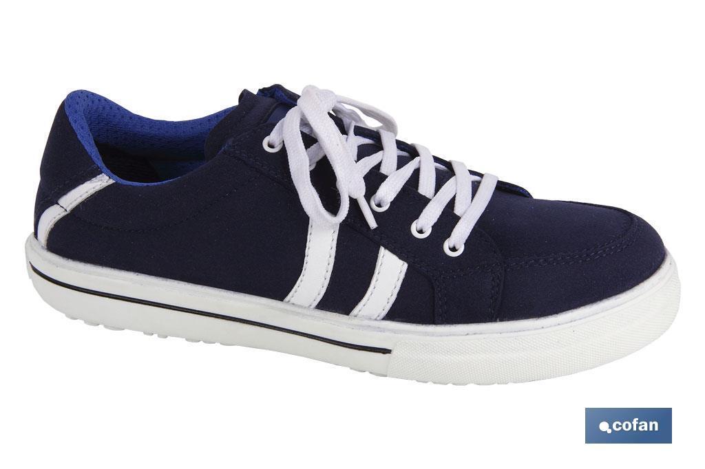 Zapato Seguridad Deportivo S-3 Mod.Claus