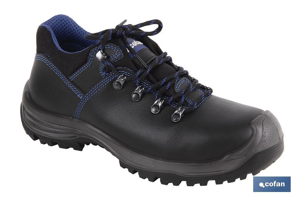 Zapato Seguridad Piel S-3 Mod.Apolo