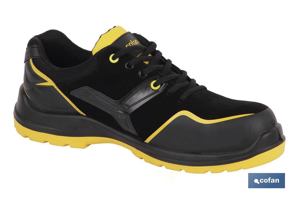 Zapato deportivo S3 SRC ESD Mod.Montiel