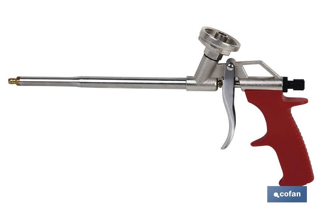 Pistola espuma poliuretano ultra