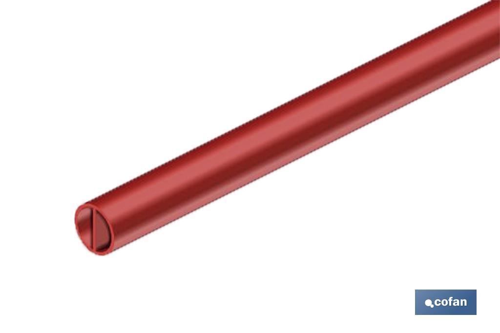 Tubo Rojo Antípánico