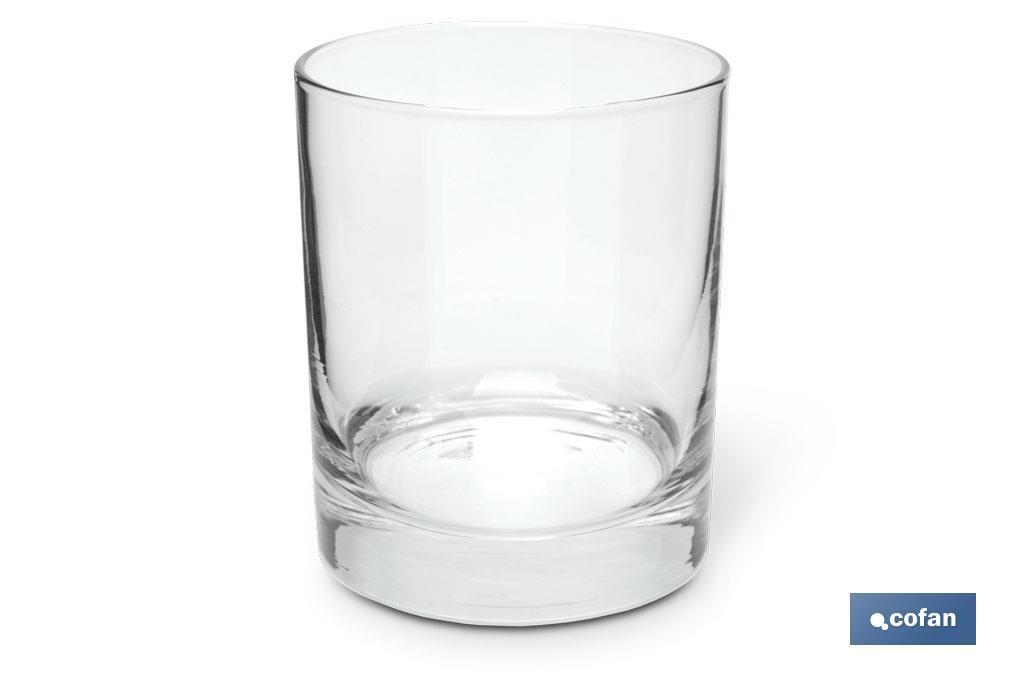 Vaso Whisky Malbork 305 cc