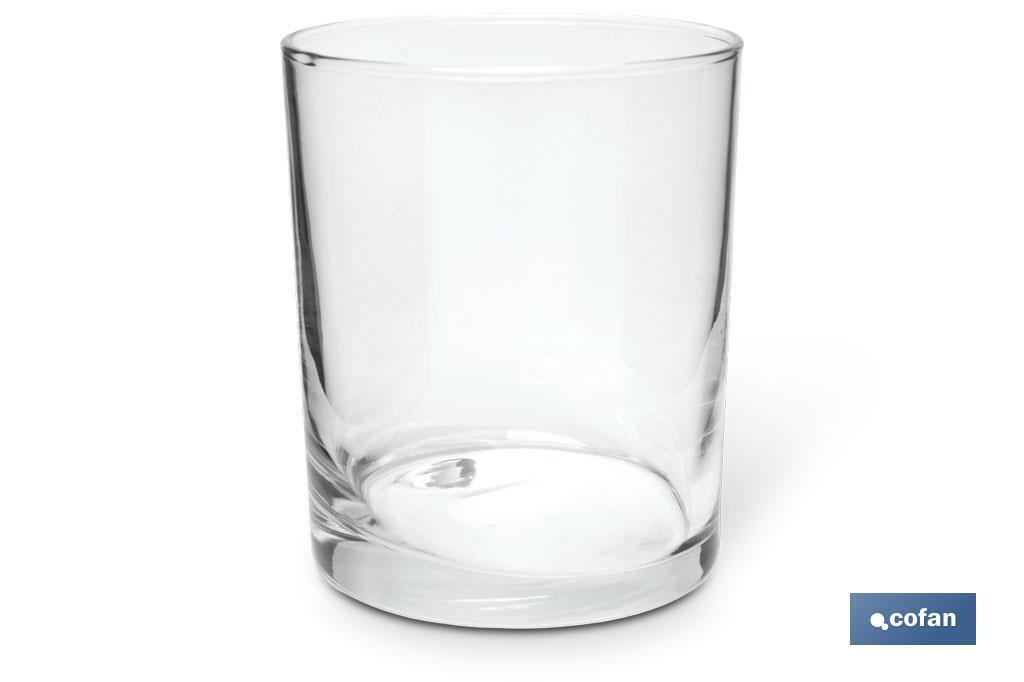 Vaso Whisky Hampton 280cc