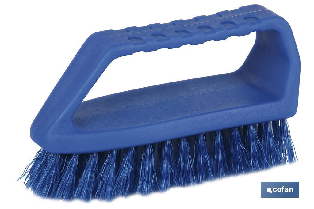 Cepillo Plancha con Fibra fuerte