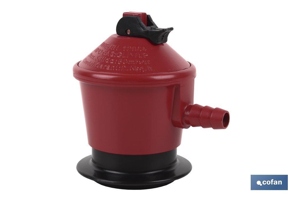 Reguladores de gas