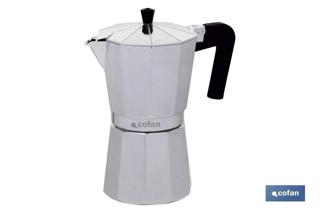 Cafetera Mod.Provenza Aluminio Inducción