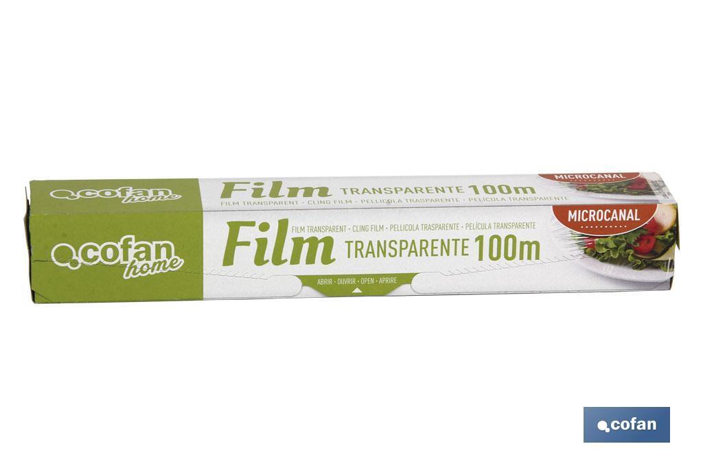 Film Transparente Doméstico