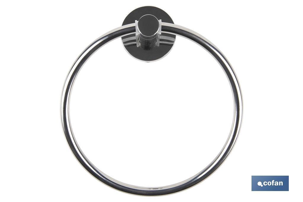 Toallero circular Modelo Lagoa