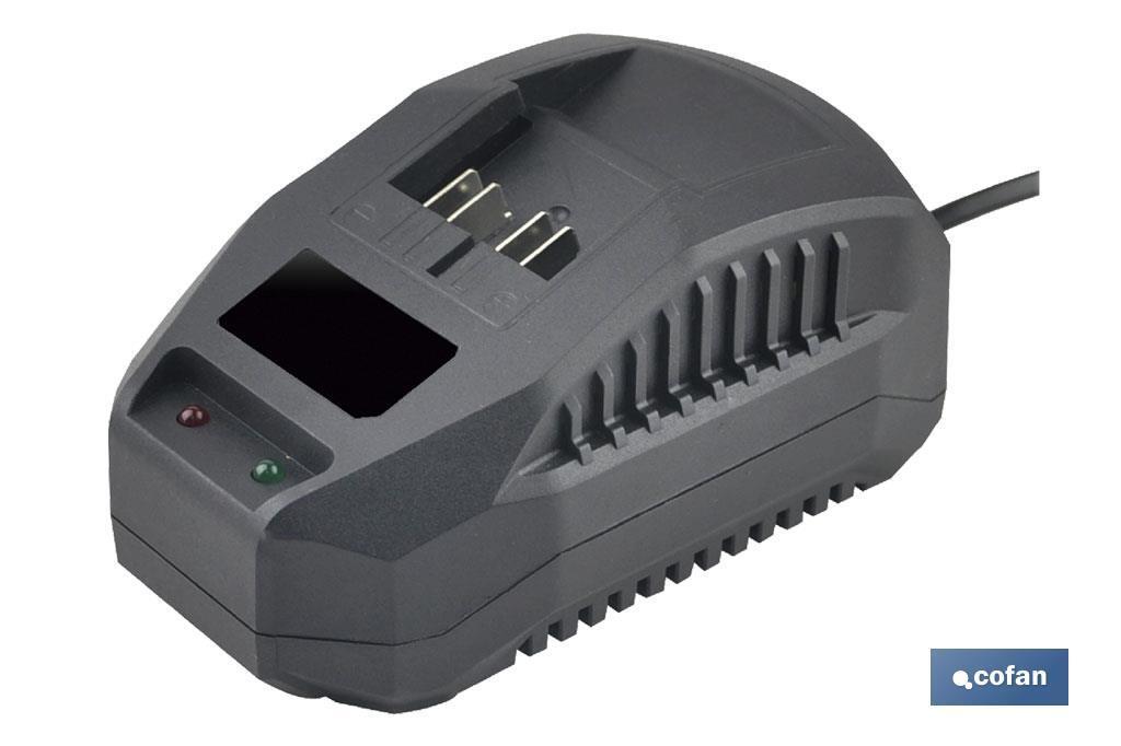 Cargador de Bateria 18V para herramienta Eléctrica