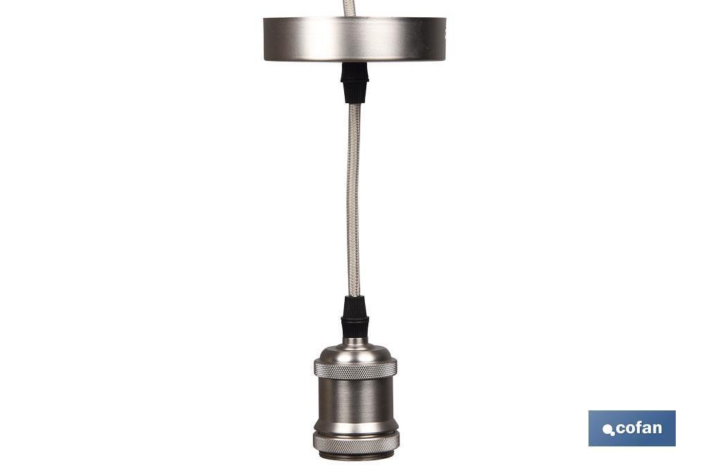 Cable para Lámpara Deco Perla