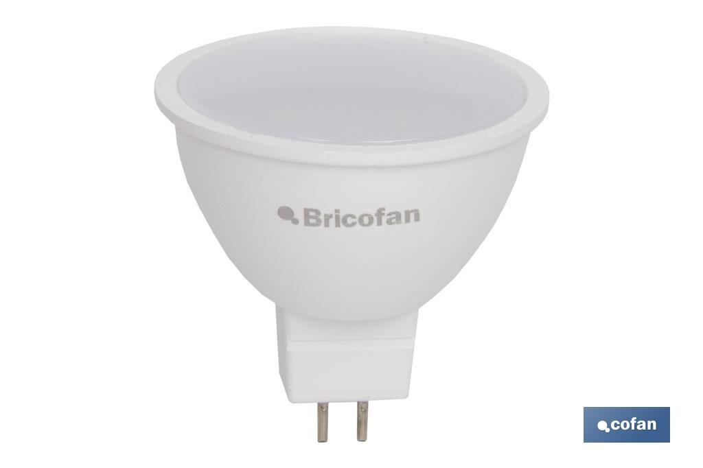Lámpara Led COB GU-5,3