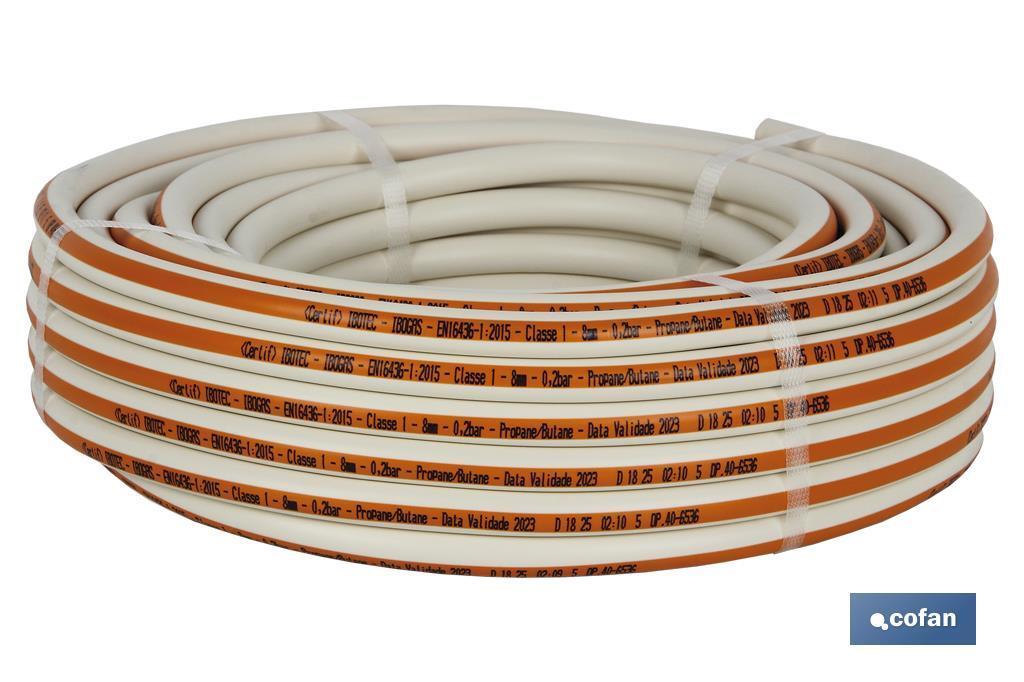 Tubo gas flexible Portugal