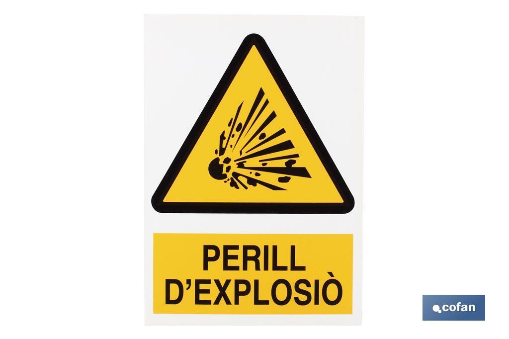Perill D\'Explosiò