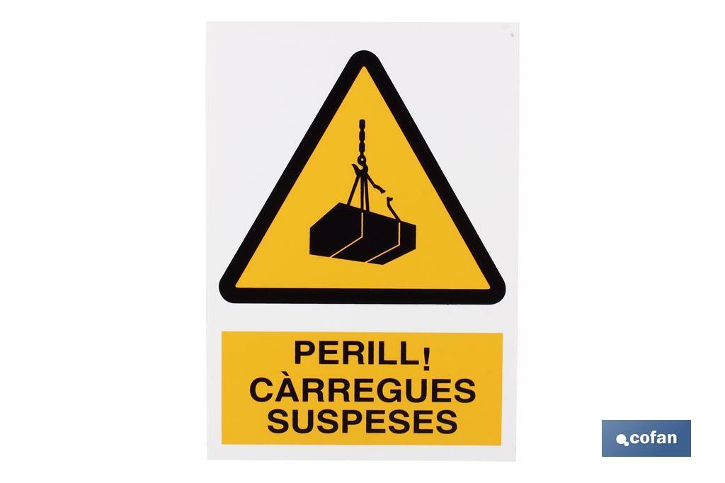 Perill carregues suspeses
