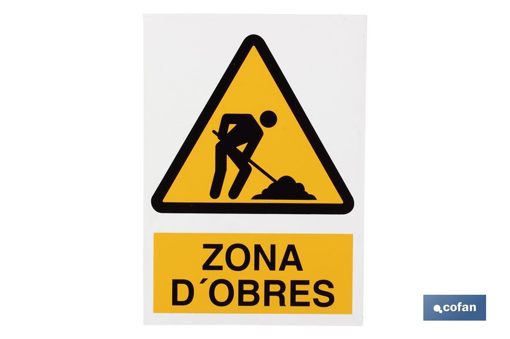 Zona d\'obres