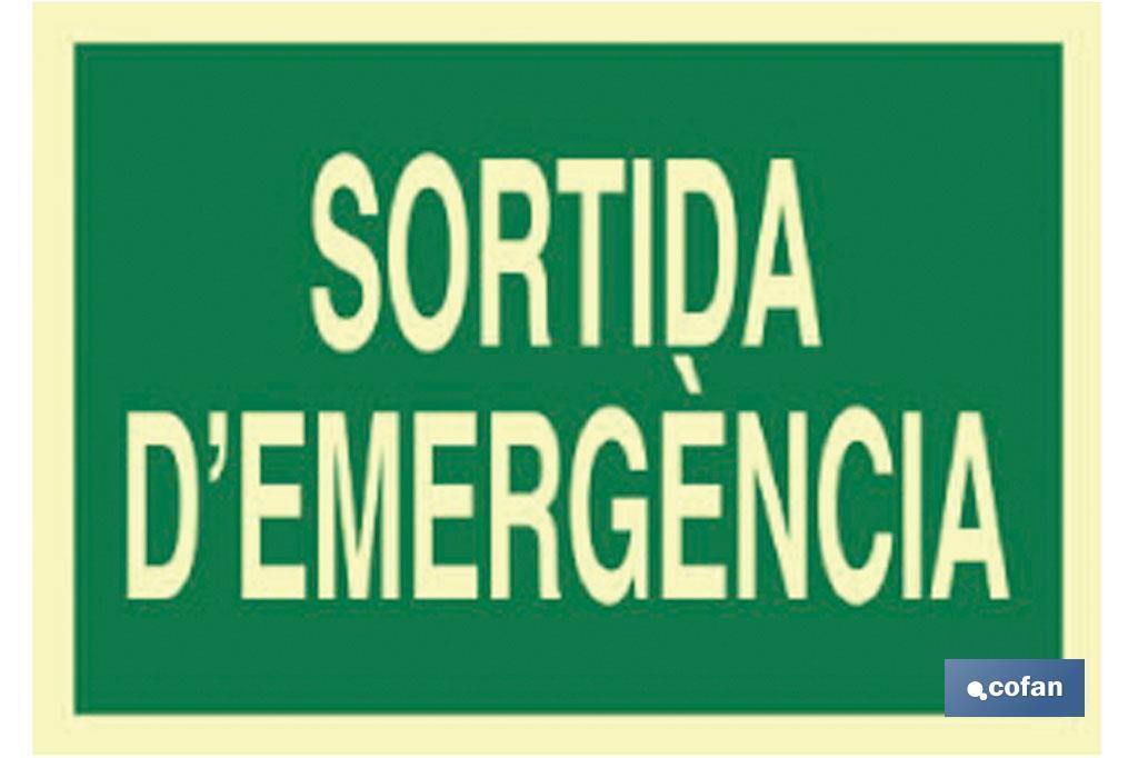 Sortida D\'emergència