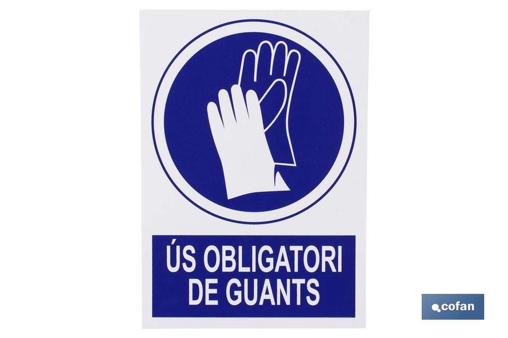 Obligatori Guants