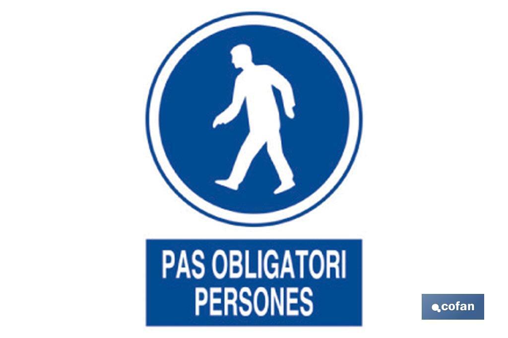 Obligatori Persones