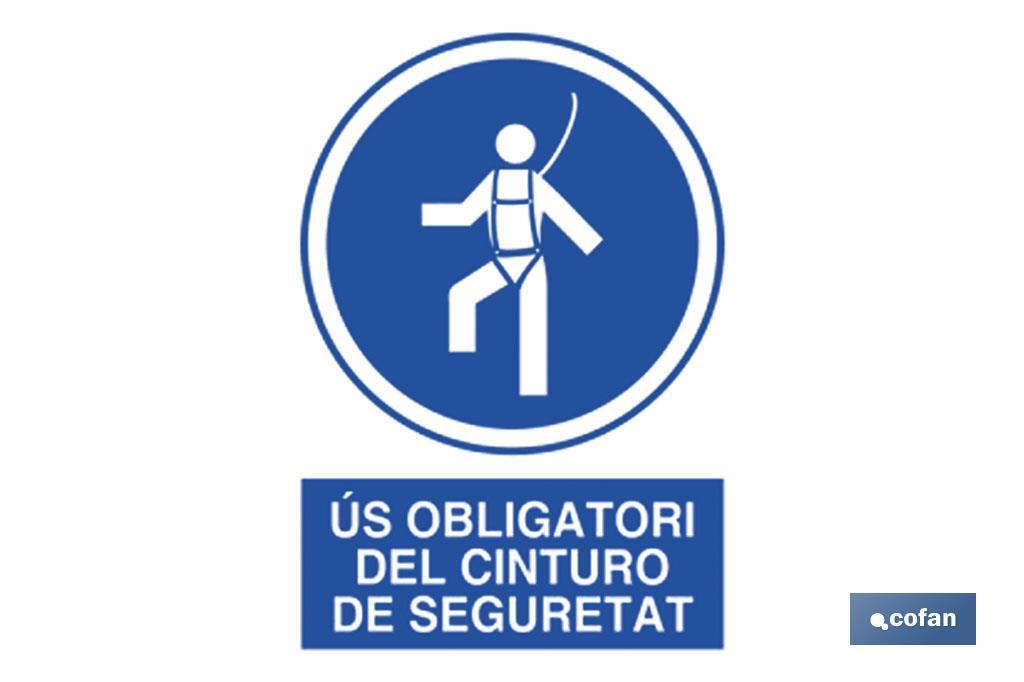 Obligatori Cinturo Seguretat