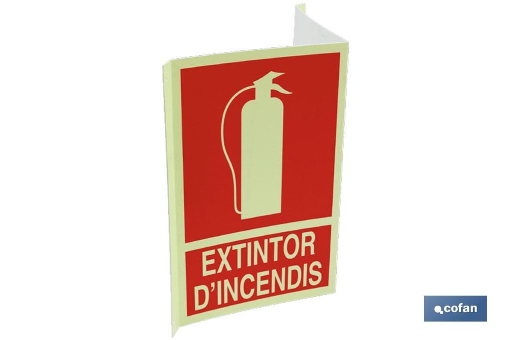 Extintor D\'incendis