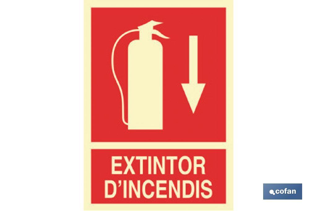 Extintor D\'incendis Abajo