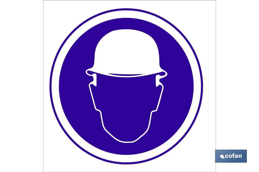 Obligatorio uso de casco.