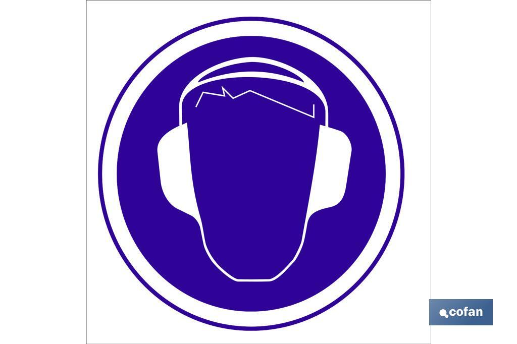 Obligatorio cascos auditivos