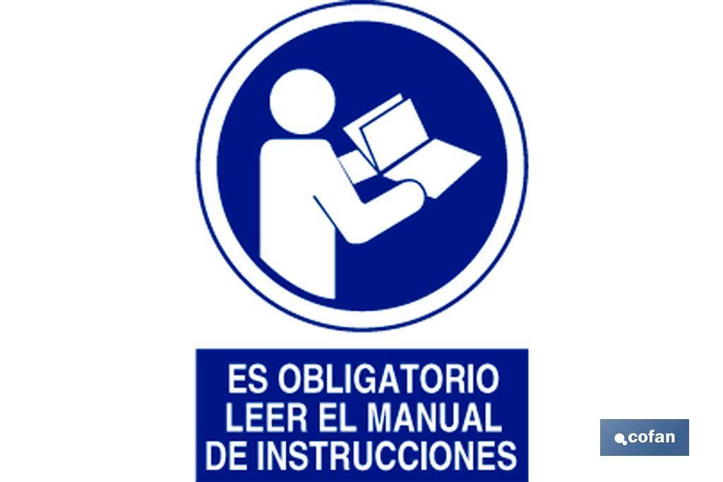Leer Manual Instrucciones